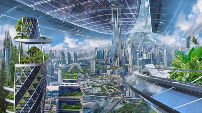 Bilionários querem construir colônia espacial para fugir do fim do mundo