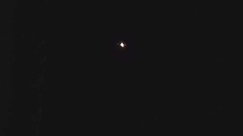 Noite dos OVNIs em Guarapari, ES - Brasil (fevereiro de 2020)