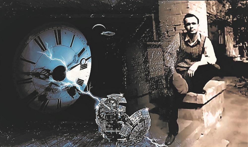 O incrível e improvável caso de Sergei Paramarenko: um viajante do tempo