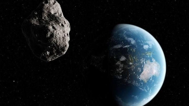 Asteroide  voou perigosamente perto da Terra 4 dias após ser descoberto
