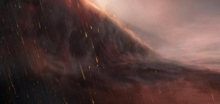 Exoplaneta extremo tem chuvas de ferro derretido