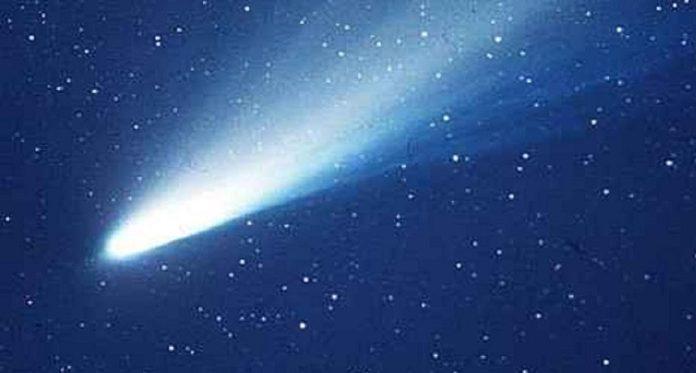 Cometa recém-descoberto poderá brilhar tanto quanto a Lua ao passar pela Terra