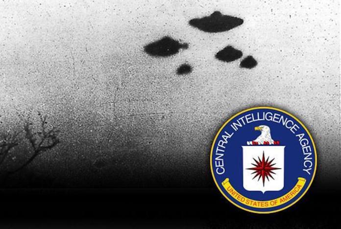 CIA: Especialistas russos e chineses trocaram vídeo e fotos de OVNIs