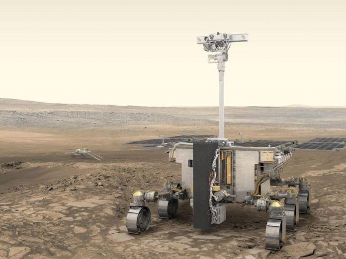 Missão do jipe-sonda ExoMars é adiada para final de 2022