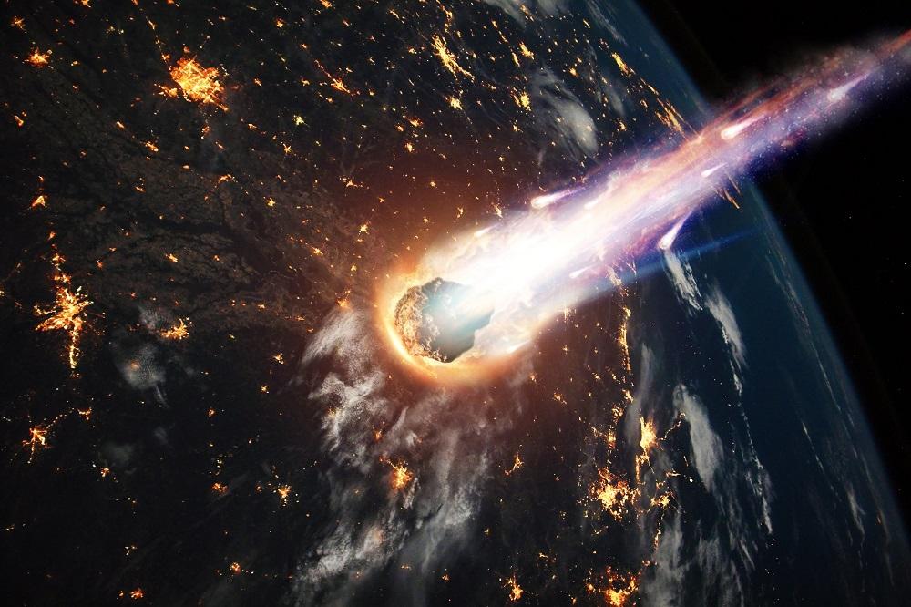 NASA rastreia enorme asteroide que pode acabar com a humanidade