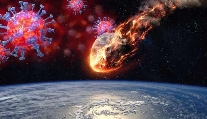 """O Covid-19 é uma """"distração"""" para possível impacto de asteroide este mês?"""