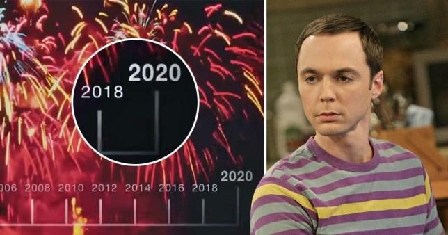 """Previsão sobre o fim do mundo foi encontrada na série """"The Big Bang Theory"""""""