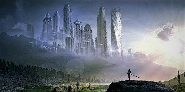 "Hiperbórea: Uma antiga terra alienígena ""presente"" na Terra"
