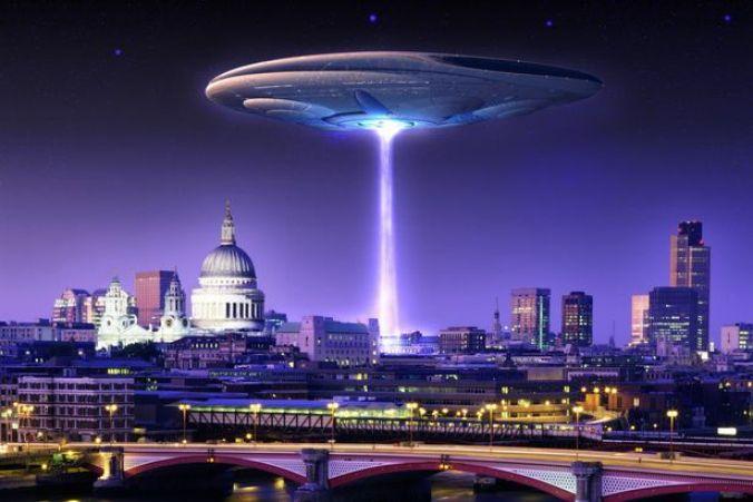 Avistamentos britânicos de OVNIs expostos em novo mapa, após anos de sigilo
