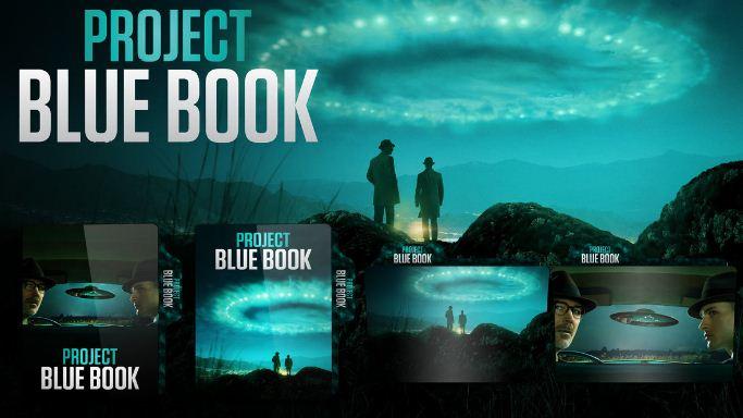 """Série de TV - """"Projeto Blue Book"""" - é cancelada"""