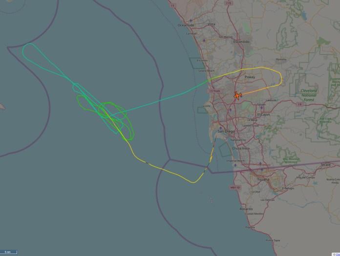 Submarino chinês pode estar ao longo da costa oeste dos EUA - começou sua caça