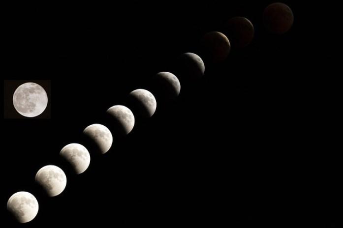 A Lua desapareceu em 1110 e agora sabemos o porquê