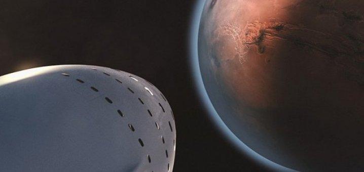 Elon Musk precisará de 10.000 bombas nucleares para terraformar Marte