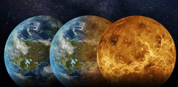 Por quanto tempo Vênus foi habitável?
