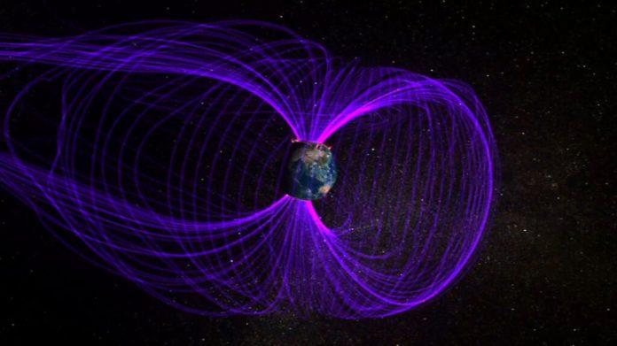 Do nada, algo balançou o campo magnético da Terra