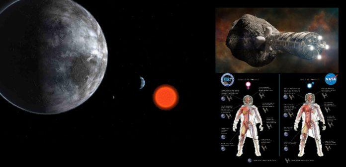 Os seres humanos algum dia andarão em exoplanetas?