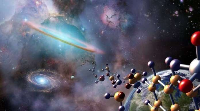 Ingredientes da vida existiam muito antes do nascimento das estrelas
