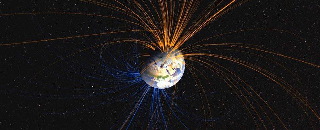 Campo magnético da Terra pode estar mudando mais rápido do que imaginávamos