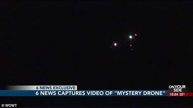 """Misteriosos """"drones"""" nos EUA voavam ao redor de uma """"nave mãe"""", revelam documentos"""