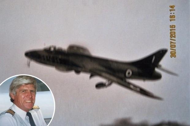 """""""Não eram deste mundo"""", disse ex-piloto da RAF"""
