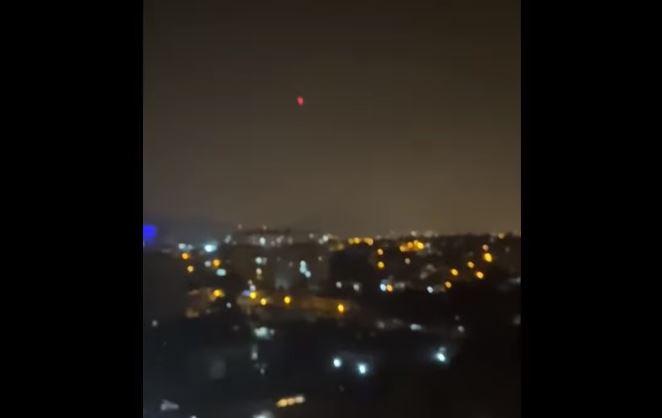 OVNIs sobre Campo Grande, RJ - Brasil?