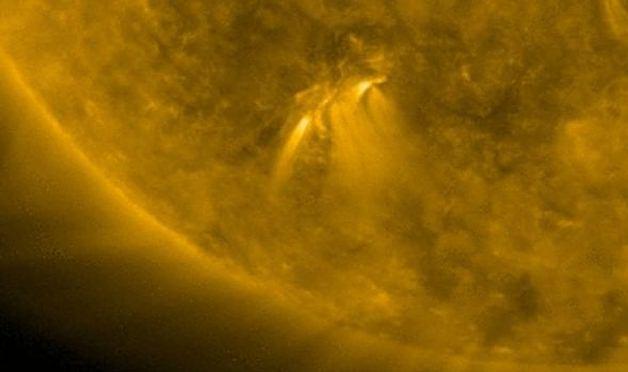 Tempestade solar pode atingir a Terra entre hoje e amanhã