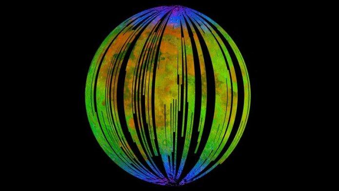 Anomalia inesperada na Lua - Por que nosso satélite está enferrujando?
