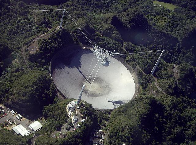 Telescópio de Arecibo foi sabotado para prevenir revelação de OVNIs?
