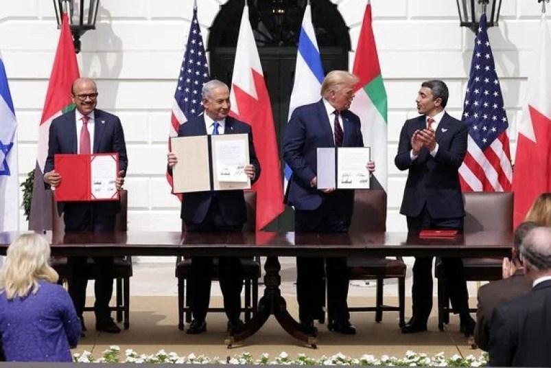 Acordo de paz de Israel: Seria o acordo de Abraão o pacto previsto pela Bíblia?