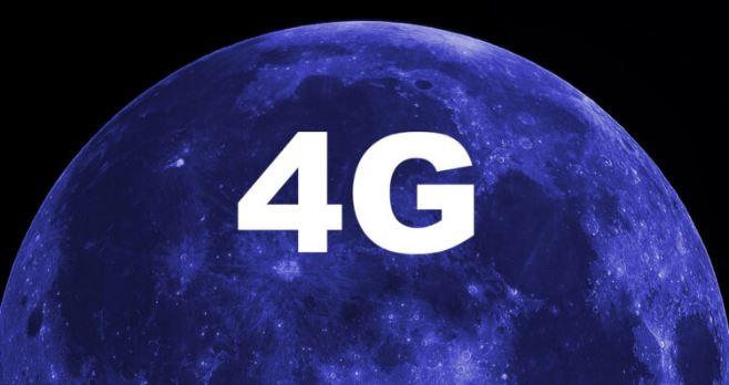 A Lua vai receber serviço de telefonia celular 4G