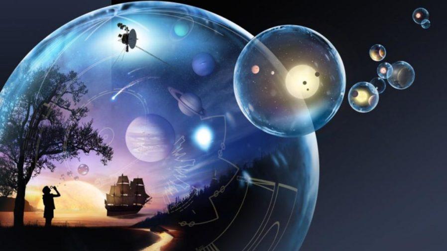 Houve experimento no CERN para descobrir um universo paralelo?