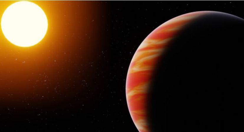 Há algo muito estranho sobre este exoplaneta, se as leituras estão certas