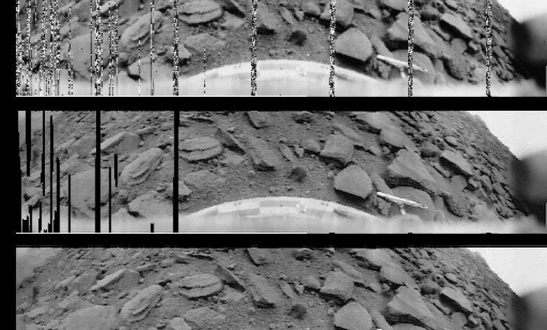 Pousamos em Vênus 45 anos atrás. Aqui estão as imagens