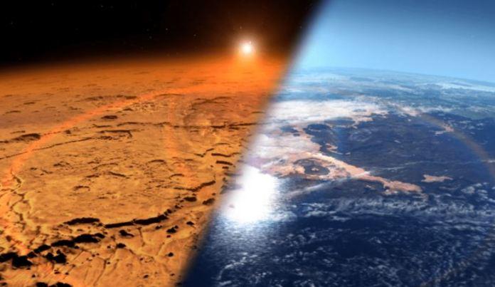 Pesquisas mostram que a água é encontrada em todos os planetas rochosos