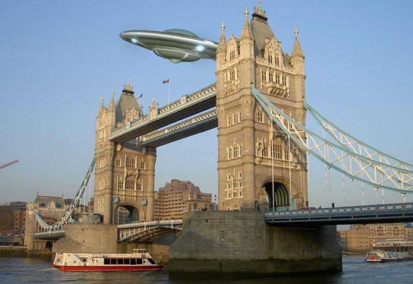 Militares esconderam do governo do Reino Unido fatos sobre OVNIs