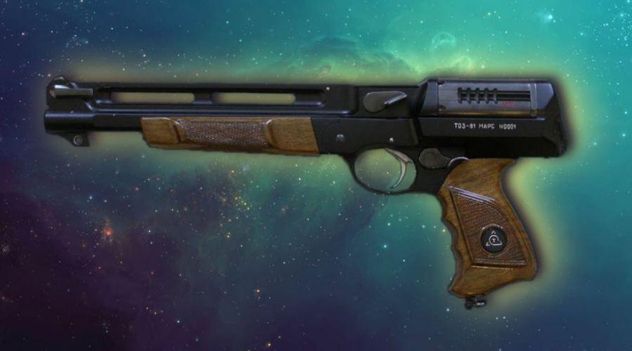 """As """"pistolas espaciais"""" da União Soviética"""