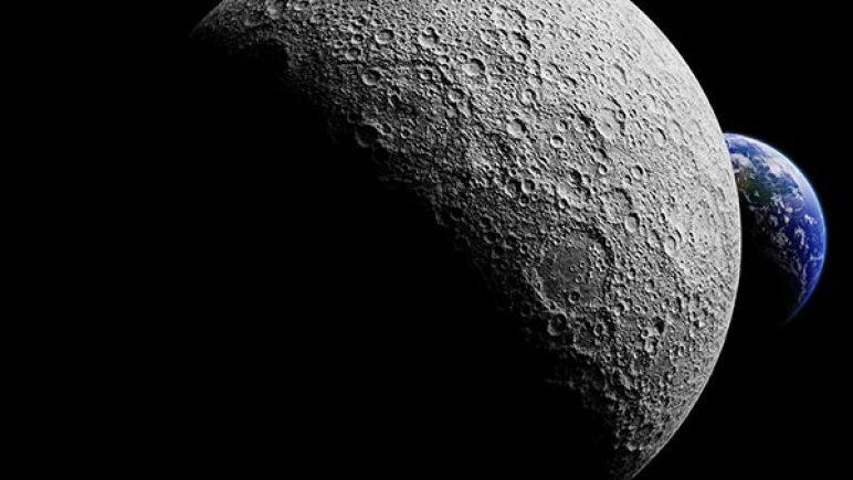 """A Lua poderá se tornar nosso """"oitavo continente"""""""