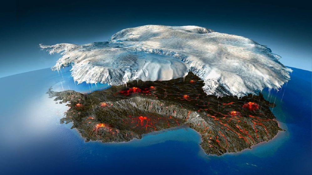 Por que a Antártica está tremendo? Mais de 50.000 terremotos em 3 meses