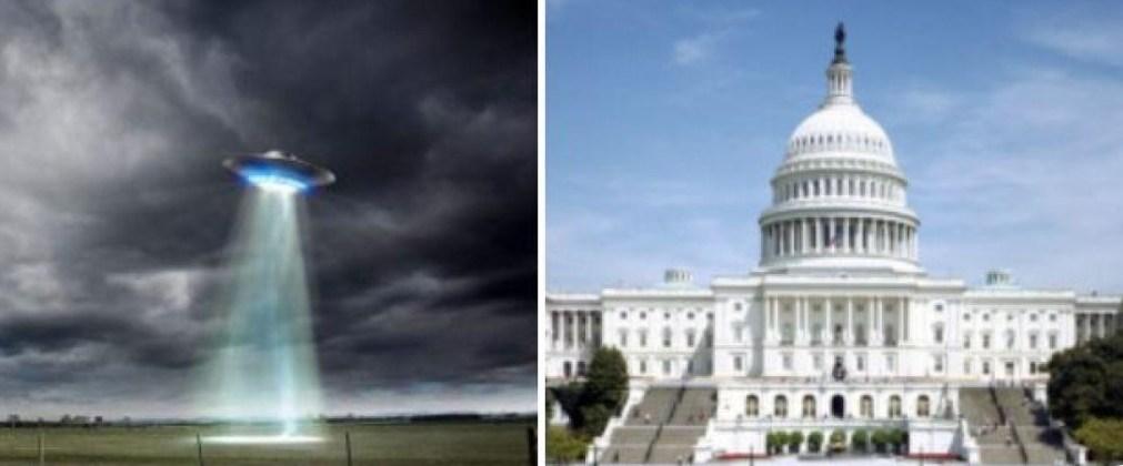 Força-tarefa fornecerá relatório OVNI ao Comitê de Inteligência do Senado