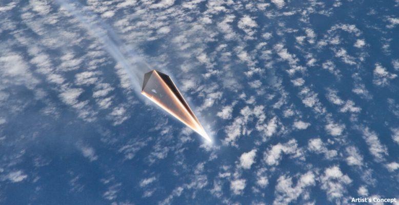 Instituto está projetando material para velocidades hipersônicas