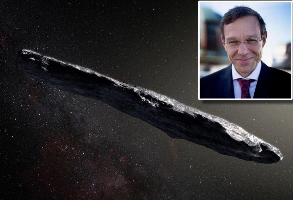 "Avi Loeb foi despedido da Harvard: ousou cogitar sobre ""alienígenas"""