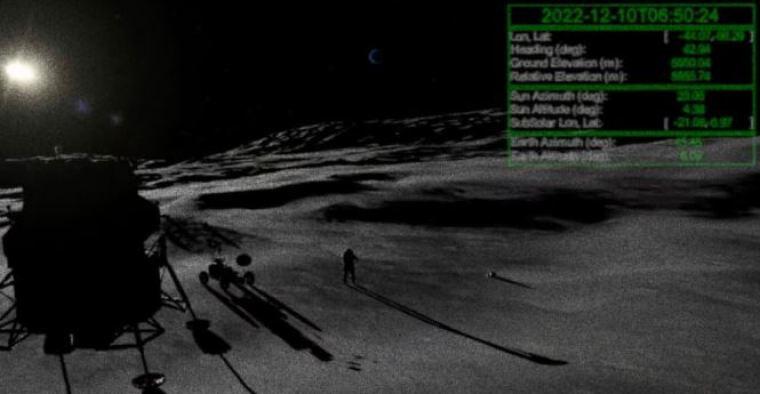 NASA procura por local de pouso para missão lunar Artemis