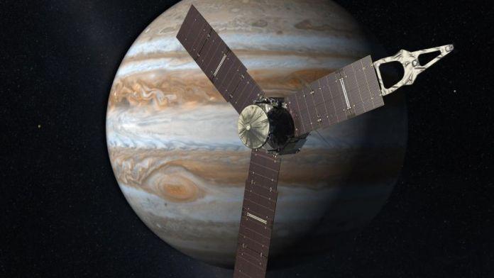 Descoberta no espaço: sinal de rádio FM vindo da lua de Júpiter, Ganimedes