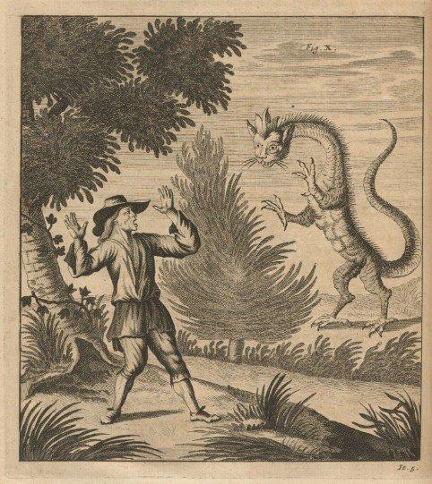 Especialista bíblico afirma que dragões realmente existiram