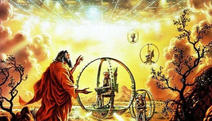 OVNIs na Bíblia: Eventos inexplicáveis nas Sagradas Escrituras