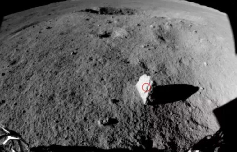 Rocha incomum é detectada do outro lado da Lua por sonda da China