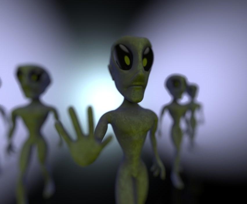 Como reconhecer extraterrestres quando os encontramos