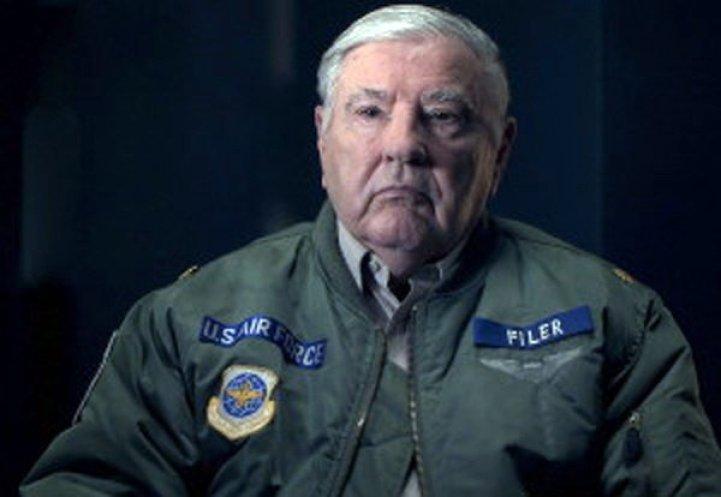 Encontros extraterrestres de um ex-major da Força Aérea dos EUA