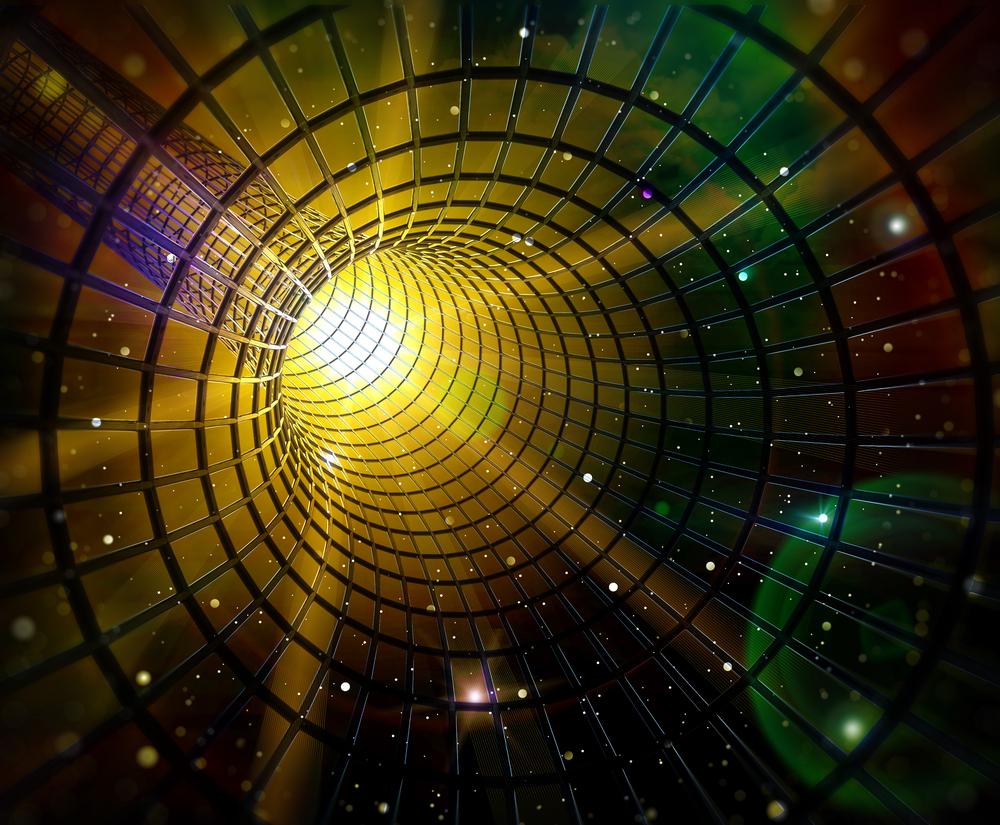 O universo pode estar repleto de túneis para outros universos