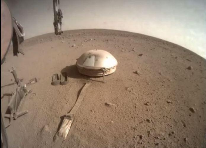 InSight da NASA detecta terremotos consideráveis em Marte
